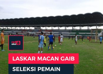Ratusan pemain lokal banua ikut seleksi pemain Martapura FC