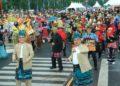 Event Banjarbaru Murjani Festival ini merupakan sebuah display dari Kota Banjarbaru yang multiculture dan heterogen. Foto : Upik - Hms Bjb