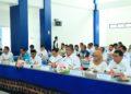 Rapat Umum Penyertaan Modal PDAM Intan Banjar dihadiri sejumlah Pimpinan Daerah. Foto : Upk - hms bjb
