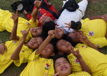 SSB Cahaya Banua Jaya siap meraih prestasi dan menuju puncak kejayaan. Foto - Dema