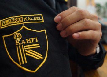 Logo Kahfi El Abrar Communication School Kalsel. Foto - Dema