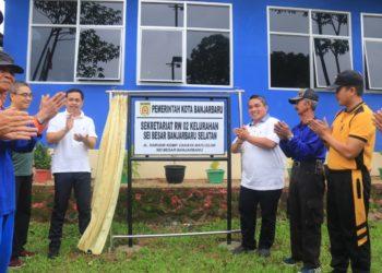 RW 02 Komplek Cahaya Bintang Ratu Elok satu-satunya RW di Banjarbaru yang miliki Kantor Sekretariat. Foto : Mhl - Hms Bjb