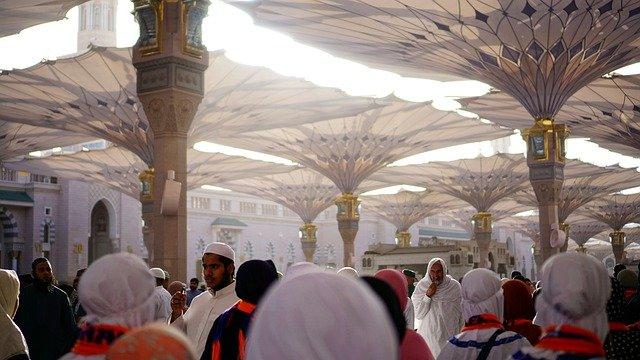 masjid nabawi 5515745 640