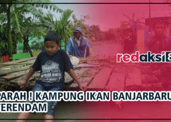 Parah Kampung Ikan Banjarbaru